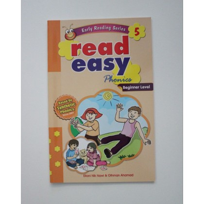 Read Easy Book English For Kids