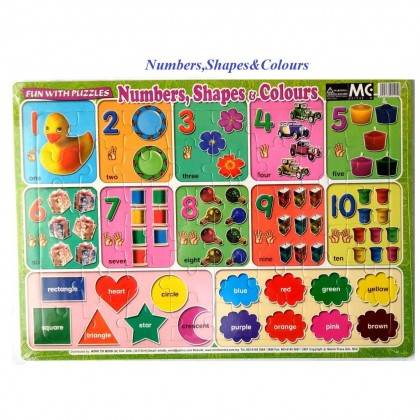 Learning Puzzle